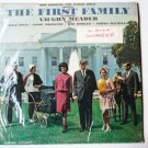 The First Family lp Vaughn Meader Bob Booker Earle Doud