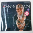 The Best of Johnny Tillotson lp VG+ to NM-