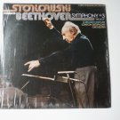 Sokowski Conducts Beethoven lp Symphony No 3 in E Flat