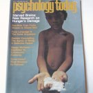 Psychology Today Magazine September 1975