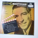 Music from the Films lp by Mantovani