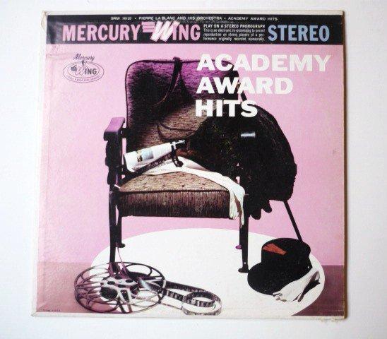 Academy Award Hits LP by Pierre La Blanc