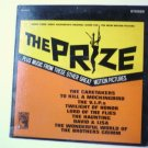 The Prize Plus other Great Motion Pictures Music lp