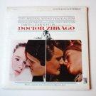 Doctor Zhivago Soundtrack lp sie6st D Lean Film Composer Jarre sie6st