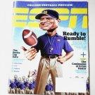 Espn Magazine August 17 2015