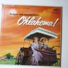 Rodgers and Hammersteins Oklahoma lp wao-595 good+