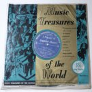 Music Treasures of the World A Treasury of Symphonic Classics lp