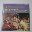 Kismet LP An Original Sound Track Recording