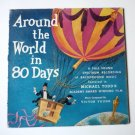 Around The World In 80 Days lp w Victor Young Michael Todd 1957 p2800