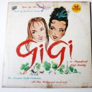 GiGi lp by Lerner and Loewe