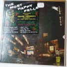The Most Happy Fella lp - Frank Loesser Original Great Musical