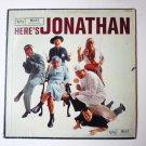 Heres Jonathan lp by Jonathan Winters