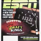 Espn Magazine Special Promotional Issue Cover September 28 2015