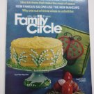 Family Circle Magazine April 1970