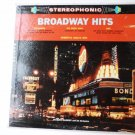 Broadway Hits lp Jacques Darieux Conductor
