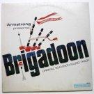 Brigadoon - Orig Television Sound Track lp csm 385 Peter Falk Robert Goulet
