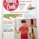 Family Circle Magazine August 1966