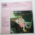 Best Of Broadway lp by Paul Payne