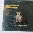 Peter Nero Plays Born Free and Others lp cas2139 Original 1967