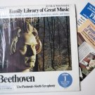 Family Library of Great Music lp Beethoven Album 1