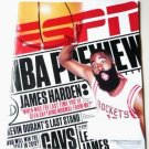 Espn Magazine October 26 2015 - James Harden Cover