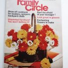 Family Circle Magazine June 1969 - Rare