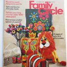 Family Circle Magazine October 1971