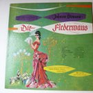 Die Fledermaus lp by The Metropolitan Opera Record Club