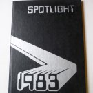 1983 Hammond NY Yearbook - Clean Unsigned Spotlight