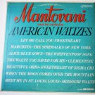 American Waltzes by Mantovani and his Orchestra lp - ll 3260