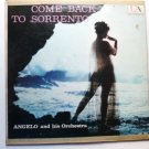 Come Back to Sorrento lp by Angelo and his Orchestra