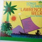 Songs of the Islands lp by Lawrence Welk