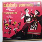 Balalaika Serenade lp by The Jugoslavian National Orchestra