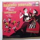 Balalaika Serenade lp by The Jugoslavian National Orchestra