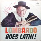 Lombardo Goes Latin lp Promo Album