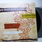 Robert Schumann Symphony No 4 in D Minor lp by George Szell
