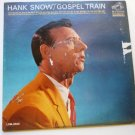 Gospel Train lp by Hank Snow