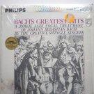 Bachs Greatest Hits A Unique Jazz Vocal Treatment lp