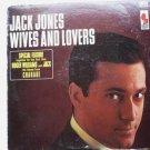 Jack Jones lp Wives and Lovers