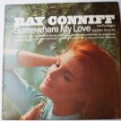 Somewhere My Love lp by Ray Conniff cs9319 - NM