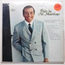 This is Al Martino lp - Stereo