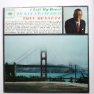 Tony Bennett: I Left My Heart in San Francisco lp cl1869