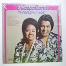 Hawaiians Favorites lp by the Hawaiians