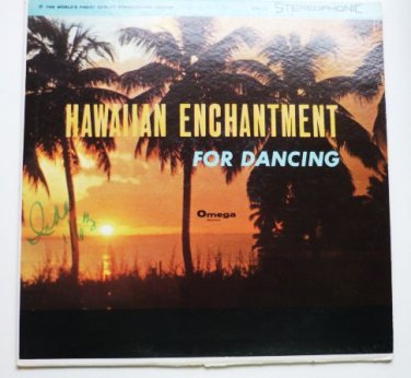 Hawaiian Enchantment for Dancing lp by George Poole