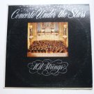 Concerto Under The Stars lp by 101 Strings