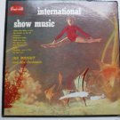 International Show Music lp by Ira Wright