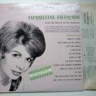 Les Grandes Chansons Volume IV lp by Jacqueline Francois
