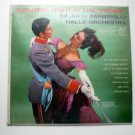 Viennese Night At The Proms lp by Sir John Barbirolli Halle Orch