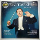 Mantovani Showcase Limited Edition lp ms 5