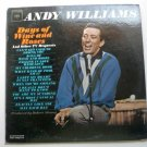 Andy Williams - Days Of Wine And Roses & Other TV Requests lp